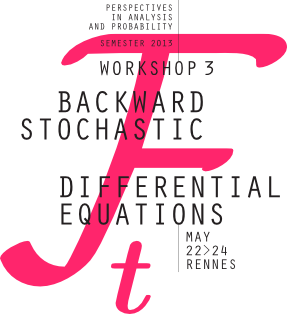 Workshop 3: Backward Stochastic Differential Equations