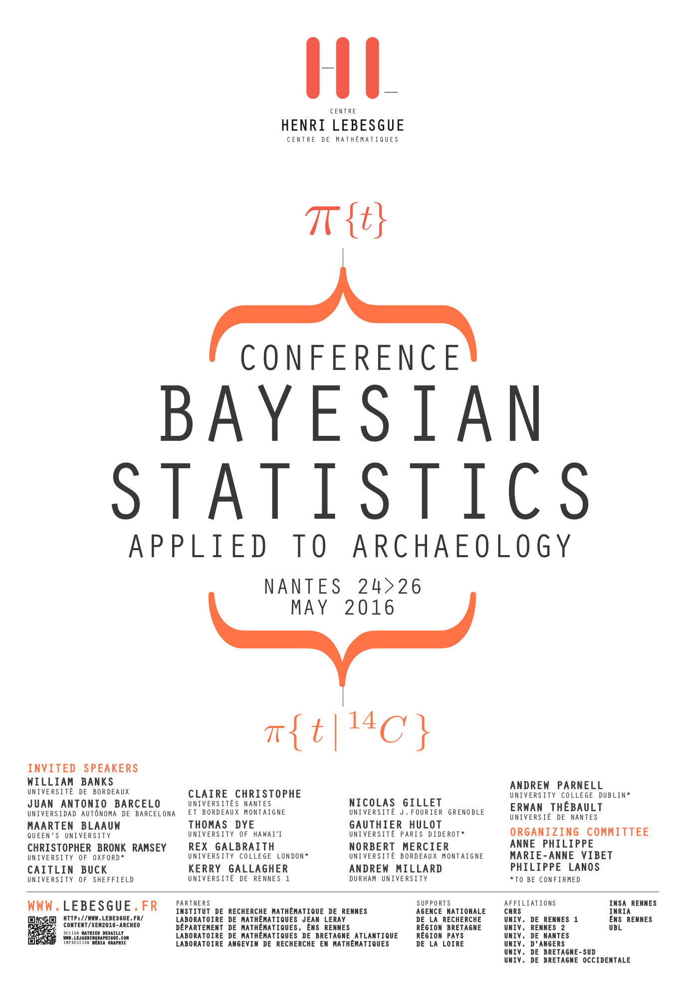 Bayesian statistics archaeological dating